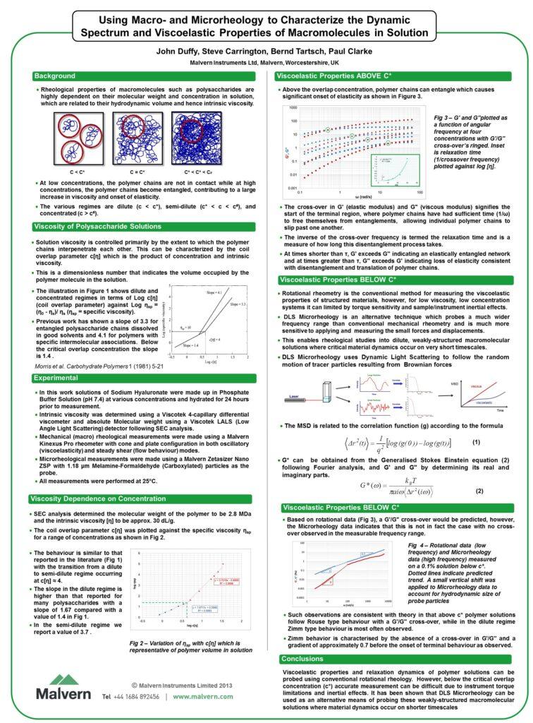 SCM-6 Poster Microrheology Duffy