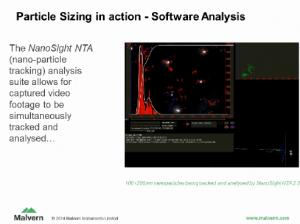 Slide from Liposomes webinar
