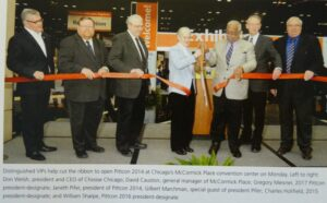 The Opening Ceremony at Pittcon (thanks to Pittcon Today for the image -http://viewer.zmags.com/publication/ece7d8b8#/ece7d8b8/1)