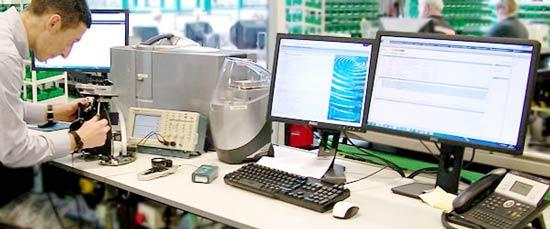 Ciaran Connor Manufacturing Technician