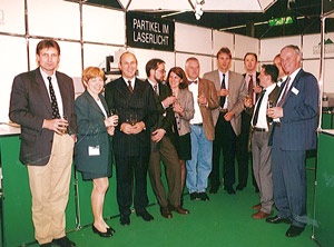 Malvern Powtech 1995