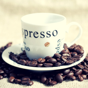 espresso grind particle size