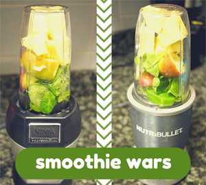 Smoothie Wars! Which blends the best?