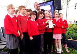 Cradley CE Primary RHS Spring Show