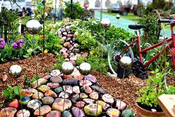 Cradley School Garden Malvern