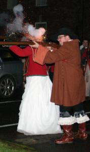 wedding musket fire 2