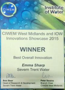 Zeta WT award