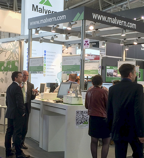 analytica2016 stand