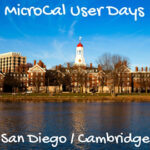 MicroCal User Days in San Diego and Cambridge MA in October 2016: Register Now