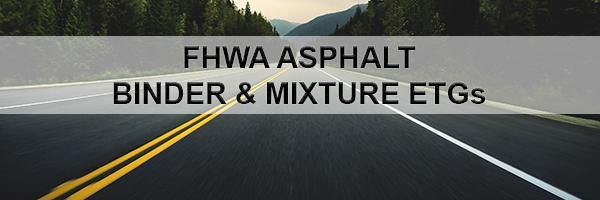 Asphalt ETG Meetings Announcement