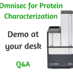 Q&A – OMNISEC for Protein Characterization – Demo at your desk