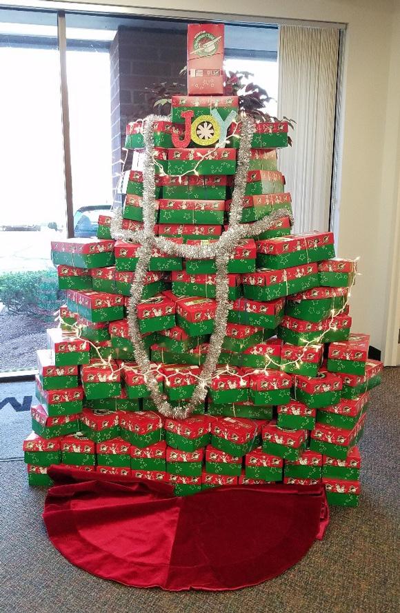 Shoebox Christmas 2021 Charity Operation Christmas Child Shoebox Materials Talks