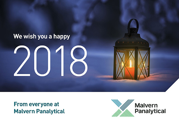 Happy Holidays from Malvern Panalytical! | Materials Talks
