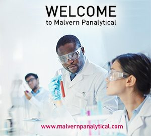 Welcome to Malvern Panalytical!