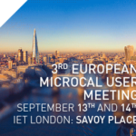 3rd European MicroCal meeting – Join us in London this September for 2 days of analytical bioscience!