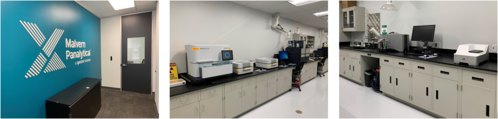 New Houston Lab!